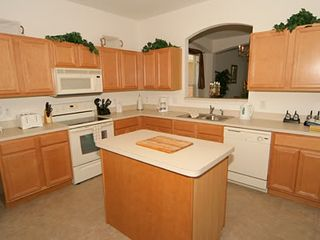 open plan kitchen - Emerald Island house vacation rental photo
