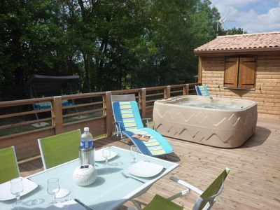 Accommodation near the beach, 74 square meters, with garden