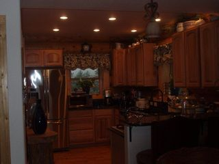 Florissant cabin photo - Gourmet kitchen