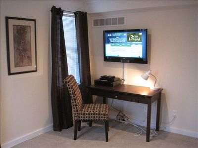 Ann Arbor house rental - We have 2 LCD internet TVs . Surf the web/ watch movies on netflix!