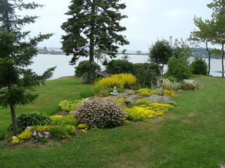 Bailey Island apartment photo - gardens