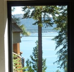 Carnelian Bay house photo - View from Master Bedroom