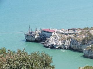 Vico del Gargano villa photo - My favorite restaurant, 5 min from villa!