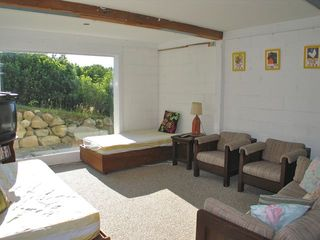 Chilmark cottage photo - Family Room