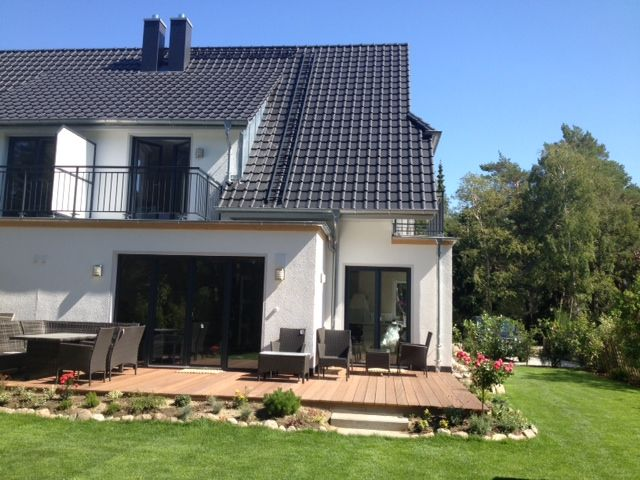 5 ***** DTV, Stylish, luxurious, holiday home in top location 1. Row beach,