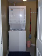 Orange Beach condo photo - Washer and Dryer