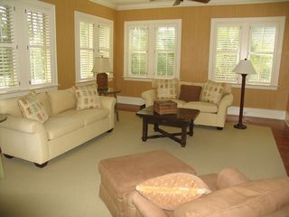 Kiawah Island house photo - Summer Den - First Floor