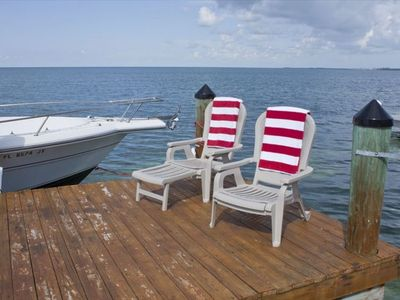Make yourselves comfortable as our guests at Conch Key Vacations