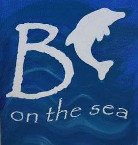 "Villa ""B on the Sea"" Logo"