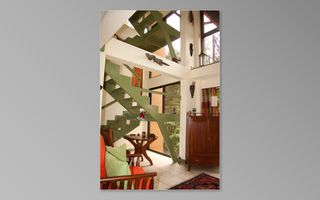 Manuel Antonio house photo - Stairs to 2nd and 3rd floors