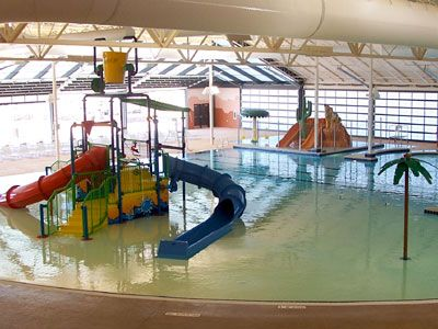 Sand Hollow Aquatic Center- You will have access to this pool! Just 3 miles away