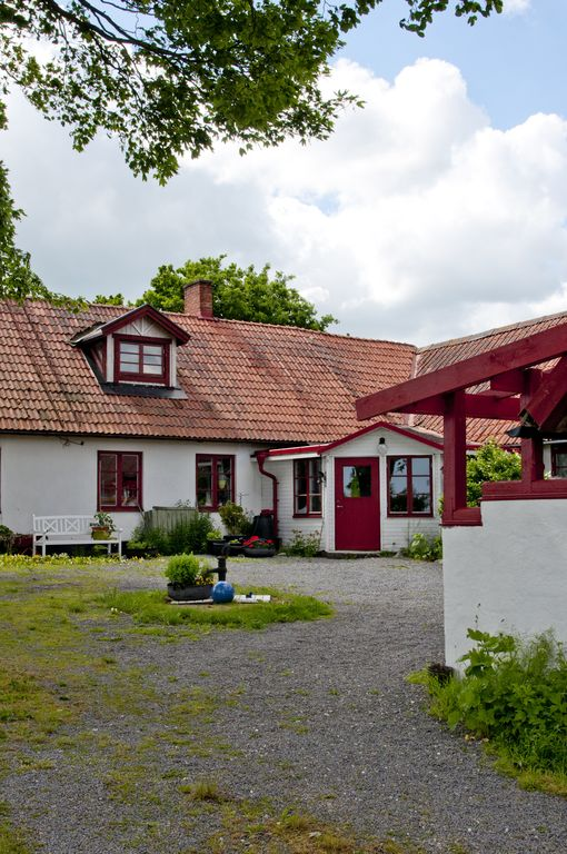 Live in the country in Wallander land!