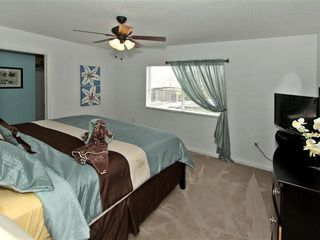 Windsor Hills house photo - King Bedroom with Pillowtop Matress, a Crib and 32 inch TV