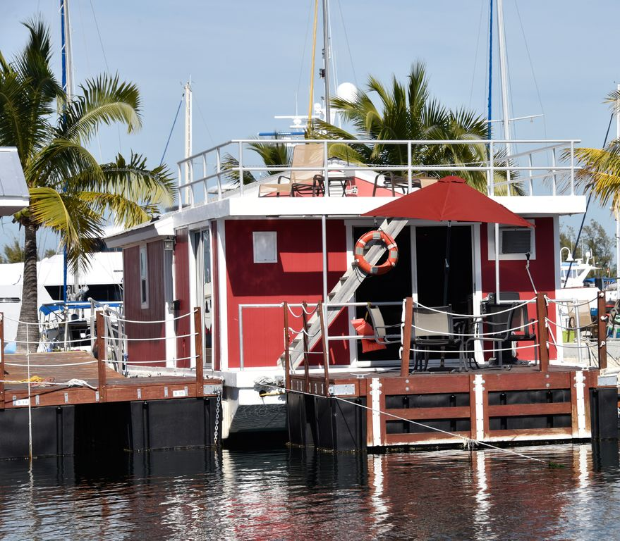 The Red Grouper At The Stock Island Marina Vrbo