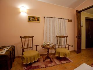 Perugia apartment photo - A particular of the junior suite of the apartment - vacation rental in Umbria