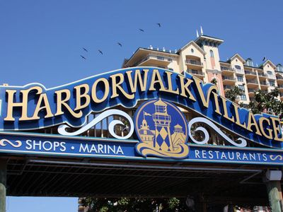 Harborwalk Village has many things for you to enjoy!