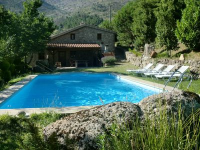 Quinta do Circo - Serra da Estrela - Rural Tourism / Country CottageHouse with garden