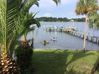 Enjoy The Boating Waters Of Grand Lagoon, St. Andrew Bay, And The Gulf!