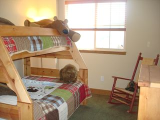 Granby house photo - Bunk Bed