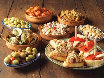Experience traditional tapas in the local bars