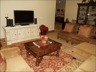 Avon house photo - Large, Flat-Screen TV in the Den