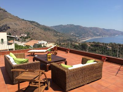 CASA MORGETIA with terrace and view