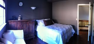 San Luis Obispo house photo - Upstairs Guest Bedroom and attached full bath