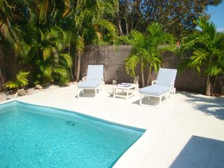 Fort Lauderdale house photo - Catch some rays on one of the chaise lounges on the sundeck.