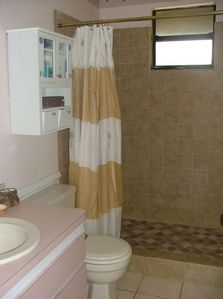Guest House Bathroom in Guest House Port Richey Florida