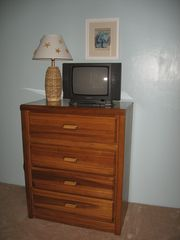 Ormond Beach condo photo - Twin bedroom also has TV