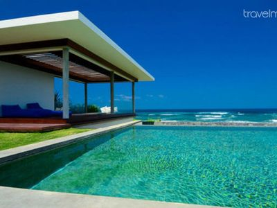 Luxury 3 Bedroom Beachfront Villa