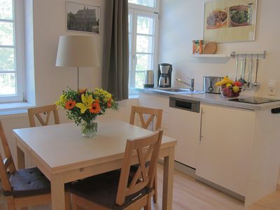 """2-3-room apartment """"Am Nonnenhaus"""", Old Town near the university for 2-6 persons"""