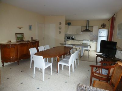 Peaceful accommodation, 150 square meters, recommended by travellers !