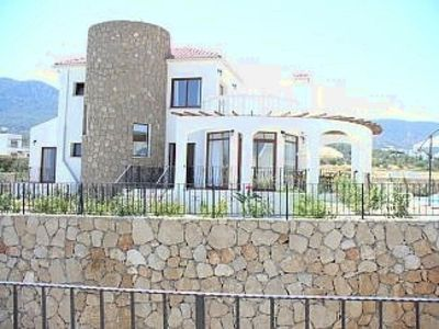 Bahceli Luxury      Villa with Private Pool, Sea and Mountain Views,  Free Wi Fi