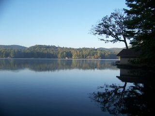 Lake Toxaway cottage photo - Early Morning Calm
