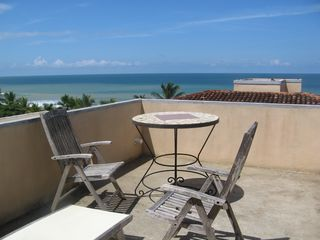 Jaco condo photo - Roof Top Patio - Enjoy View North, South & West Ocean in Every Direction