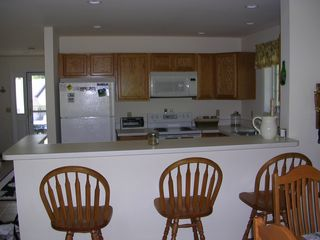 Hancock condo photo - Kitchen