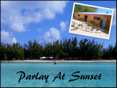 Private Beachfront 5 Br Family Vacation Home - Sleeps 10 Comfortably