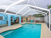 Beautiful South Venice home with a private pool ...