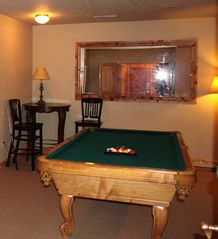 Deer Valley condo photo - Pool table in game room.