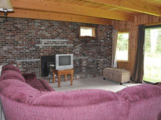 Full finished basement with pull-out sofa - Pittsburg house vacation rental photo