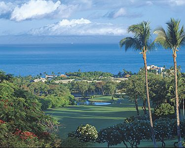 WAILEA BLUE COURSE IS 3 MILES FROM THE HOME