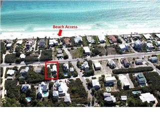 Seagrove Beach house photo - House location on 30-A, within a 1 minute walk to beach
