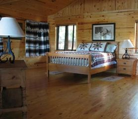 Mountain View house photo - Cabin Queen Bed