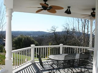 Auburn house photo - Enjoy the Panoramic Views while you Dine and Socialize!