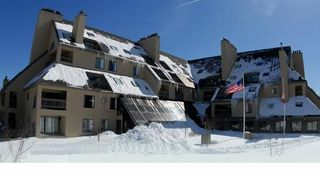 Killington condo photo - Mountain Green - we are in the main building!
