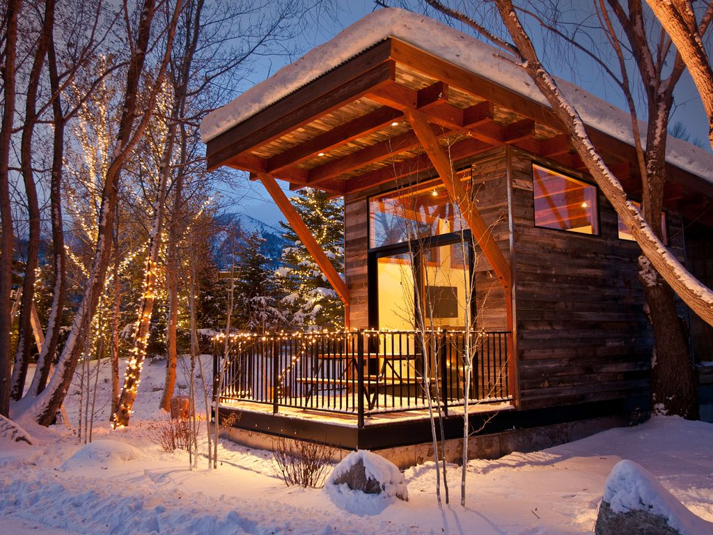Jackson Hole Ski Cabin 5 Min From Slopes Modern Rustic