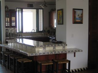 Rio Grande villa photo - Kitchen View