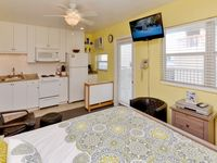 Sea Rocket #26 - Updated 2nd Floor North Side Condo with Gulf View! Sleeps 4!