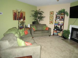 Moneta condo photo - Living room with 52 inch flat screen TV with games, movies, and great lake views
